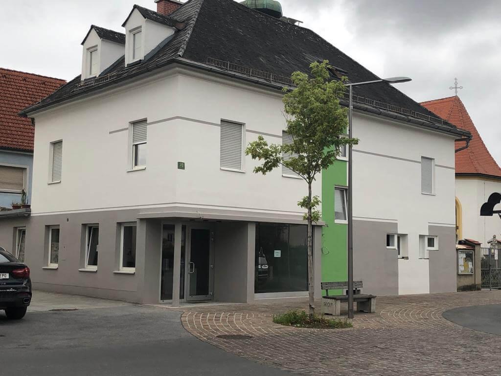 Malerbetrieb Ulrich_Fassade